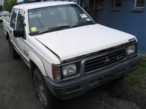 Mitsubishi 4x4 Models Mitsubishi L200 4x4 1993 Active 4x4