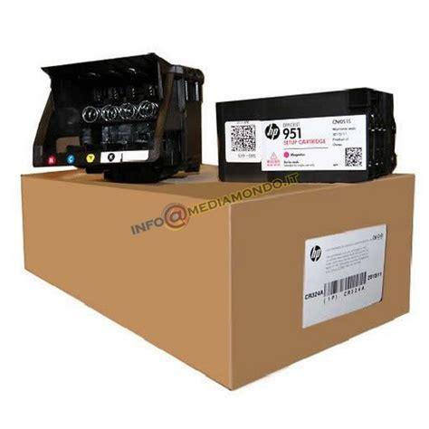 Hp Zu Di testina di sta originale hp cr323a officejet pro 8100 8610 8600 251 276 ebay