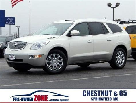 purchase used buick enclave leather heated seats third