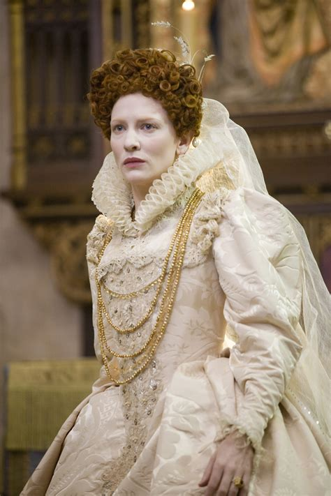 biography of movie queen cate blanchett as queen elizabeth i of england 15th and