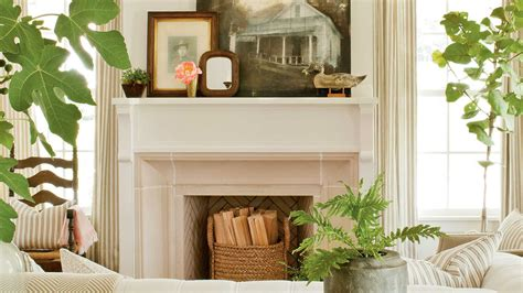 25 cozy ideas for fireplace mantels southern living authentic gas fireplace 25 cozy ideas for fireplace