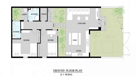 contemporary floor plan unique modern house plans modern house floor plans