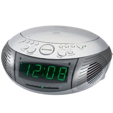 radio alarm clocks  cd player infobarrel
