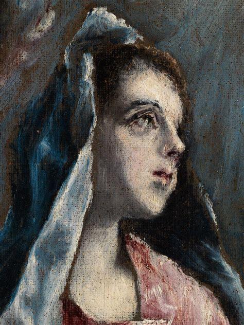 el greco el greco mannerist painter detail painting tutt art pittura scultura poesia musica