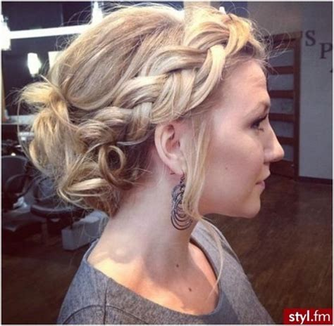 Braided Updo Hairstyles by 8 Chic Braided Updos Updo Hairstyles Ideas Popular Haircuts