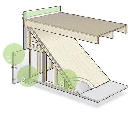 safe room construction plans safe room builders home design
