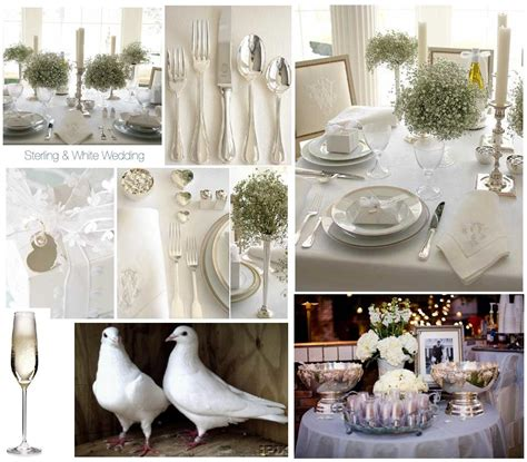Silver And White Decorations by Onedaybox S The One Day Box Is All The Things I