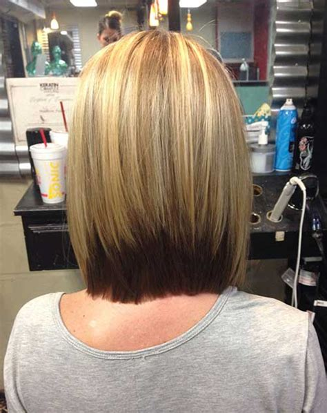 long angled bob with omnre color angel short to medium haircuts medium haircuts and haircuts