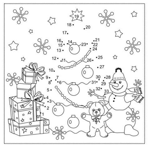 weihnachtsbaum malen ausmalbild malen nach zahlen malen nach zahlen