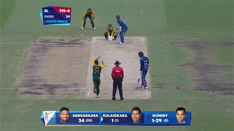 cricket tricks jp duminy takes hat trick for south africa in world cup