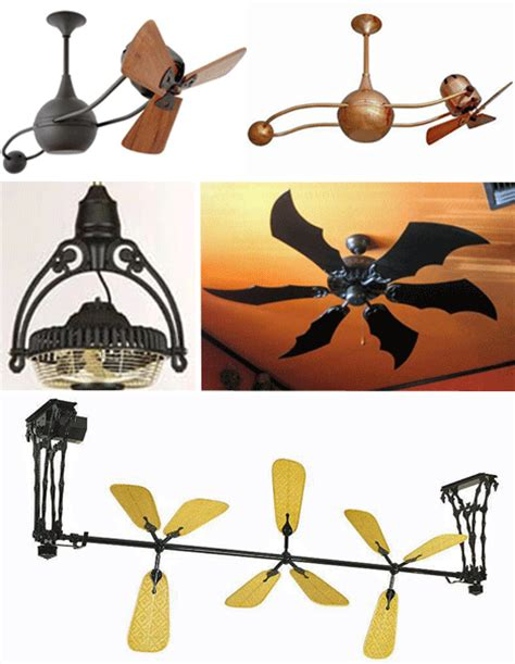 unique ceiling fans are you a fan of ceiling fans 20 creative home fixtures