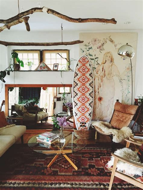 inspired spaces  artist emily katz decor room decor