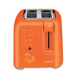 Orange Toasters Compact 2 Slice Toaster Orange By Cuisinart Fab Com