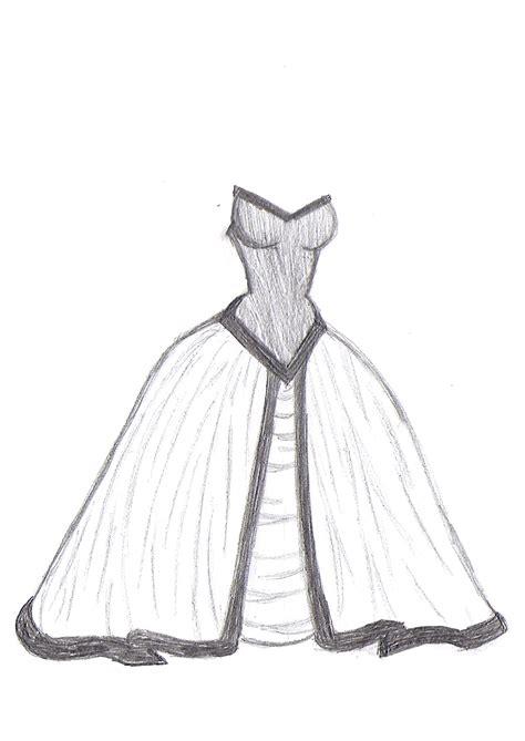 how to draw a dress victorian dress attempt 1 by gasai aisubeki on deviantart