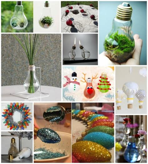 recycled diy projects 30 beautiful diy ways to upcycle lightbulbs beautiful