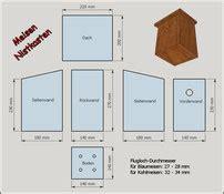 Meisen Nistkasten Selber Bauen 1812 by Vogelnistk 228 Sten Gartengelis Webseite