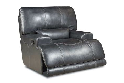 cannon leather power recliner