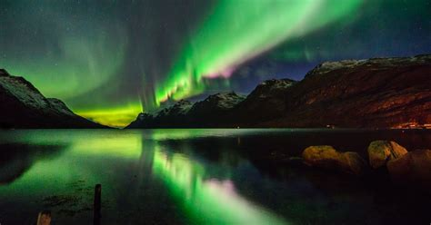 where are the northern lights visible northern lights visible tonight in the uk here s how and