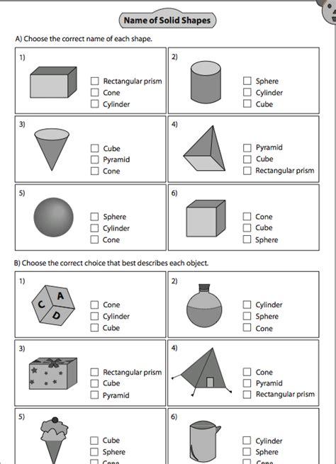 Shapes Worksheet Ks1 | all worksheets 187 3d shape worksheets free printable