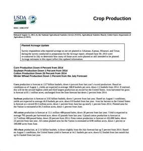 production report template production report template 9 free word pdf documents