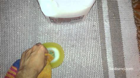 como limpiar alfombras  detergente facilisimocom youtube
