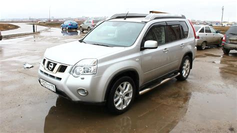 2013 nissan x trail start up engine and in depth tour