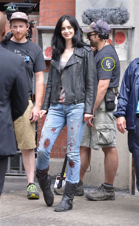 krysten ritter mike colter david tennant feature in krysten ritter david tennant and mike colter featured in