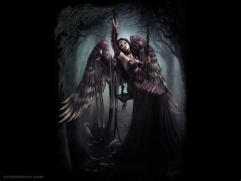 gothic fantasy art wallpaper wallpapersafari