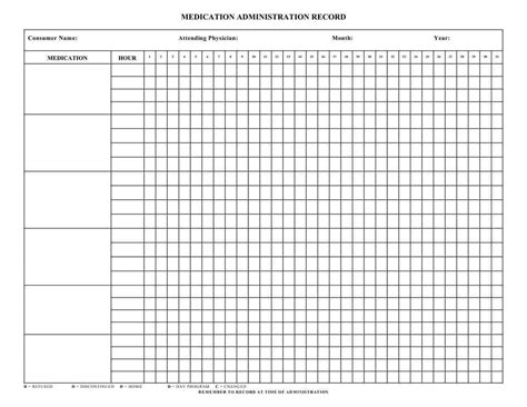 Daily Medicine Chart Template Gallery Template Design Ideas Weekly Medication Chart Template