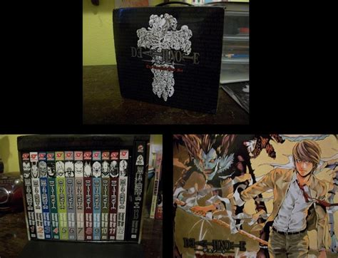 note box set vol s 1 13 volumes 1 13 note dilemma box set or black editions by of