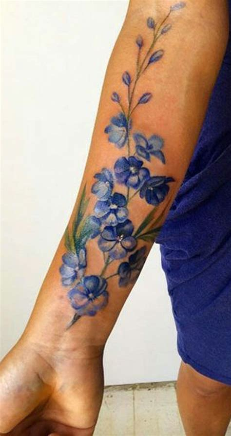 watercolor tattoo edmonton watercolor flower forearm ideas for ideas