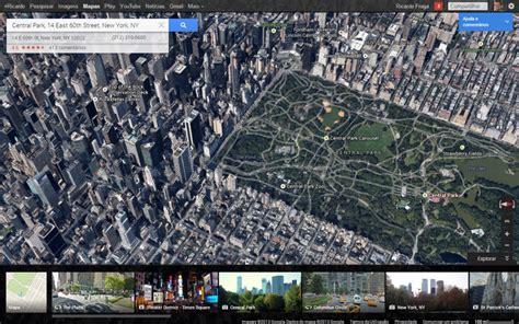 barra superior android sumiu google anuncia novo maps interface web renovada e