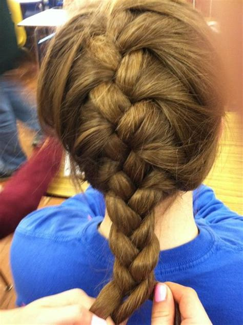 how to make french braids step by step french braid tutorial step by step style arena