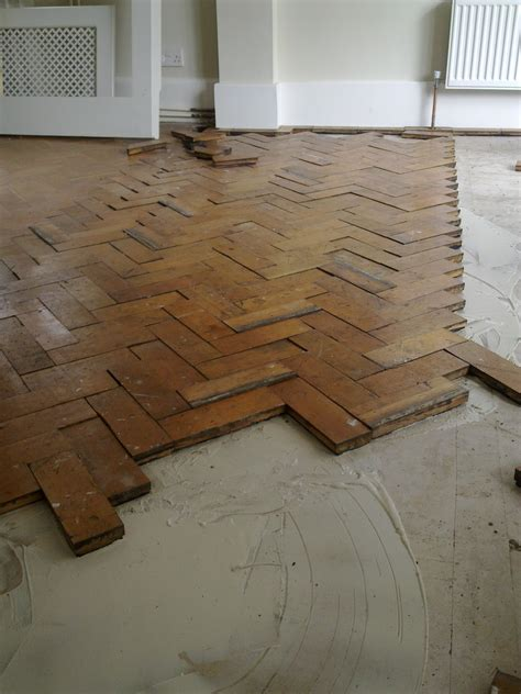 Floor Fitting   The Old Flooring Company