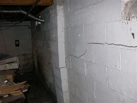 severely bowed basement wall 3 from penn valley