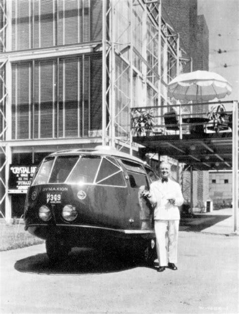 Buckminster Fuller and the Dymaxion Car – A Three-Wheel