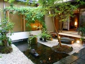 home garden interior design comment am 233 nager un jardin zen deco cool