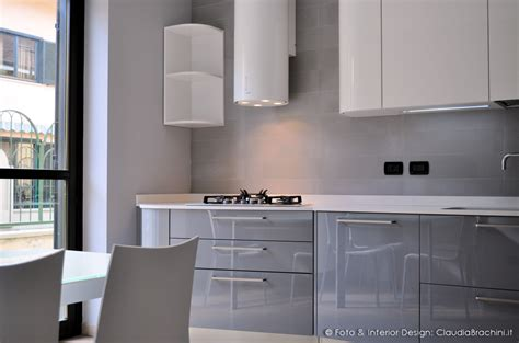 Cucine Laccate Lucide by Cucine Bianche Lucide Cucina Lucida With Cucine