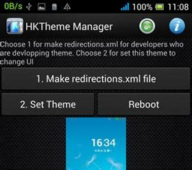 themes for rooted apps theme rooted android phone in various ways with xposed module