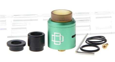 Astro Rda Augvape 22mm 26 06 authentic augvape druga rda rebuildable atomizer version 304