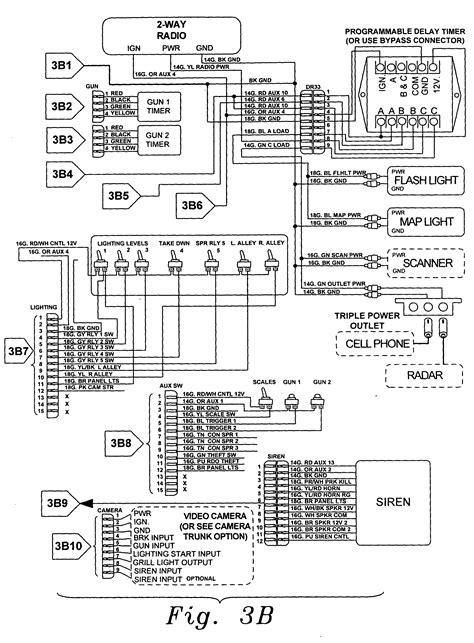 whelen 9000 series light bar wiring diagram whelen