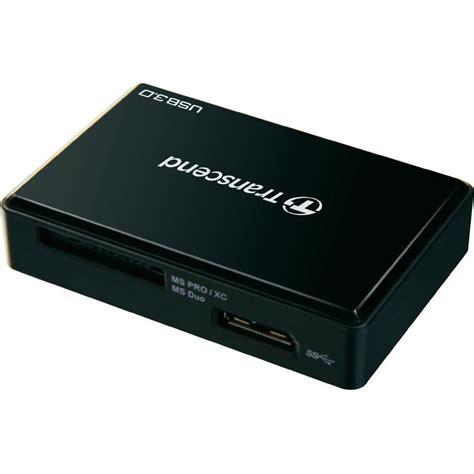 Memory External External Memory Card Reader Usb 3 0 Transcend Ts Rdf8k