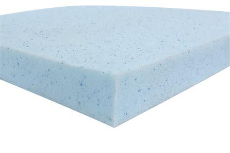 dropbox mattress swiss ortho sleep 174 2 quot inch high density gel memory foam