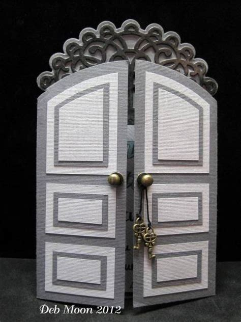 door template card st n design door card