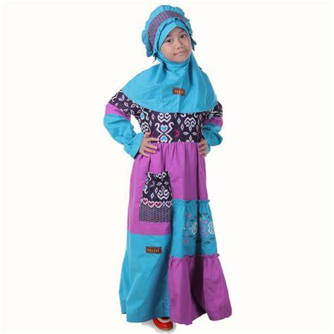 Mukena Anak Frozen Ungu Size L detail produk baju anak muslimah ungu toko bunda