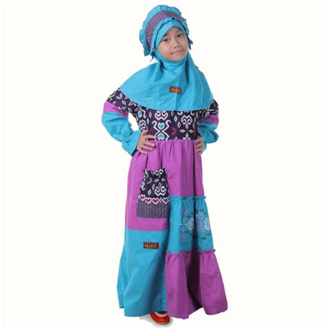 Baju Anak Muslim Kiddos Yuk Shalat detail produk baju anak muslimah ungu toko bunda