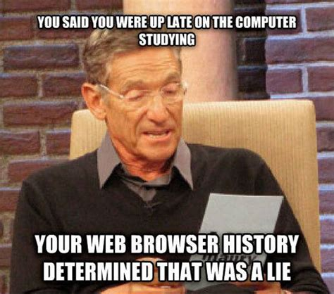 Lie Memes - lets get acquainted with the maury lie detector meme