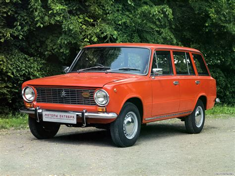 The Lada Lada 1200 History Photos On Better Parts Ltd