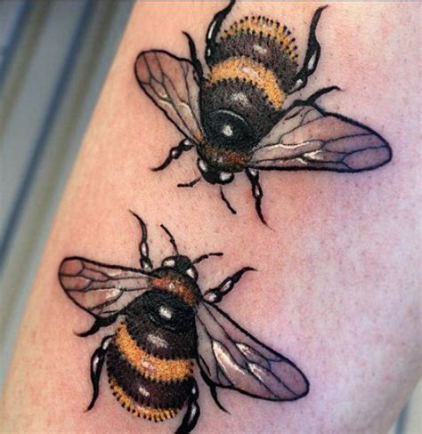 traditional bee tattoo best 25 pencil ideas on