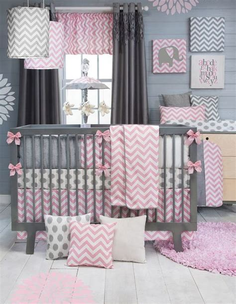 Best Chevron Baby Bedding Sets Boy Or Girl A Listly List Chevron Boy Crib Bedding